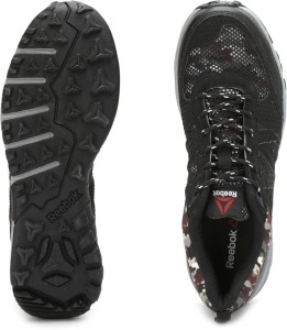 Reebok CAMO TREK Men Hiking Trekking Shoes Black Best Price in India ... 4b8f60778