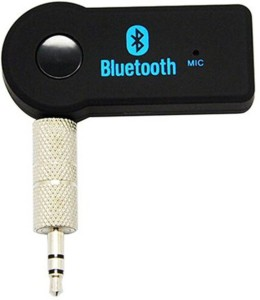 Voltegic ® Portable Bluetooth Stereo Music Transmitter (Not A Bluetooth Receiver) for TV, Desktop, Laptop, Tablet, MP3/MP4 Player, CD and DVD Players and all other Audio Devices with 3.5mm Audio-out Jack Volt-AR-107 Bluetooth