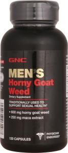 GNC Mens Horny Goat Weed Tab 1x120