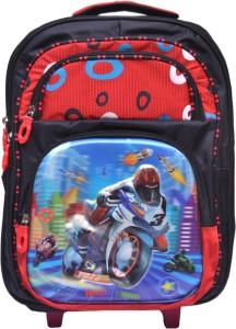 Sanstar KID04 35 L Trolley Backpack