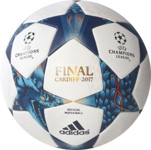 Adidas Final Cardiff 2017 OMB - Champions League Football -   Size: 5