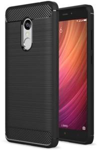 Bounceback Back Cover for Xiaomi Redmi Note 4