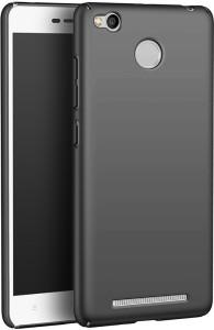 GadgetM Back Cover for Mi Redmi 3S Prime