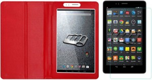 ACM Case Accessory Combo for Micromax Canvas Tab P70221