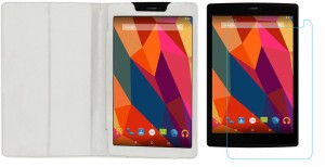 ACM Case Accessory Combo for Micromax Canvas Tab P681