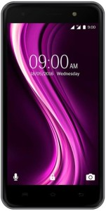 Lava X81 4G with VoLTE (Space Grey, 16 GB)