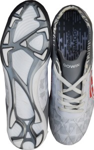 8d351f483f2 Gowin Champion White Grey Football Shoes White Grey Best Price in ...