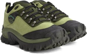 Woodland Leather Outdoor Shoes Khaki Best Price In India Woodland