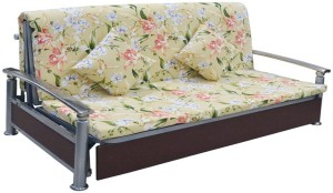 Eros Double Synthetic Fiber Sofa Bed