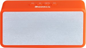 Sonics SL-BS72 FM Portable Bluetooth Mobile/Tablet Speaker