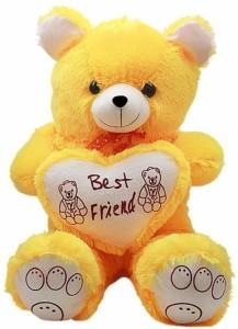 Smartoys teddy bear soft and lovely  - 60 cm