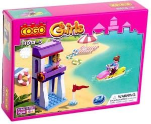 ToysBuggy Cogo Girls Block Set - 3014-3