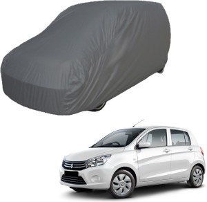 Adroitz Car Cover For Maruti Suzuki Celerio Without Mirror Pockets
