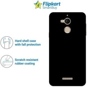 new arrival 5be1d c46b5 Flipkart SmartBuy Back Cover for COOLPAD Note 5Space Black