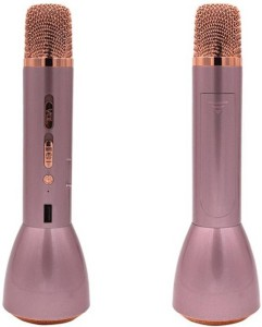 Mezire Magic Karaoke (Pink) 02 Microphone