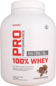 GNC Whey Protein 2272 G Chocolate Supreme Best Price In India