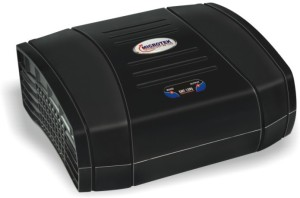 Microtek EMT1390 With 3 Pin Socket for Television for One LCD/LED TV upto 32 inch + DVD/DTH Voltage Stabilizer