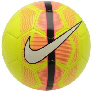 retail world Pitch yellow and red lines Football -   Size: 5