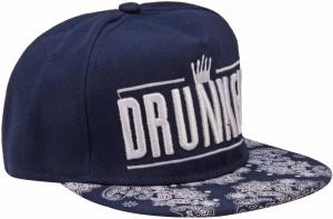 ILU caps blue cotton Drunken Paisley Baseball caps Hip Hop Caps ... ed3672f1889e