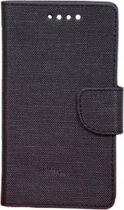VES Flip Cover for XOLO Q700 Club Black available at Flipkart for Rs.376