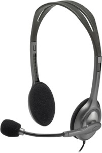 Logitech H111 With Mic 3.5MM Jack Wired Headset With Mic