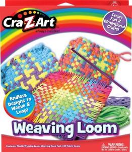 Winning Moves Cra-Z-Art Loop & Weave Fun Designs
