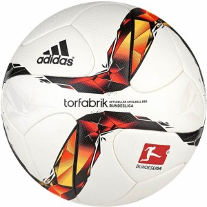 retail world Torfabrik multicolor Football -   Size: 5