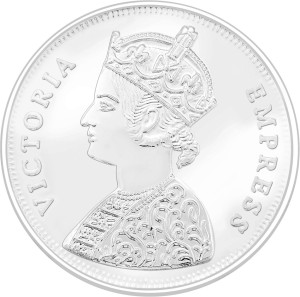 Taraash Victoria Empress S 999 5 g Silver Coin