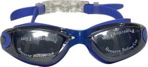 swimcart BLUE AQUASPORT Swimming Goggles