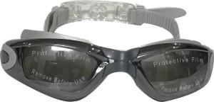 swimcart GREY AQUASPORT Swimming Goggles