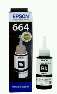 Epson T6641 original ink Single Color Ink