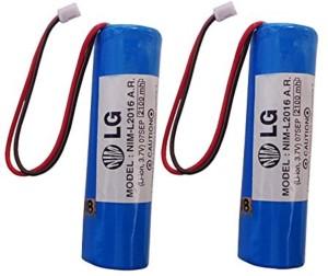 NASA Tech i-203 Rechargeable Li-ion Battery
