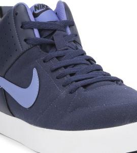 258585105c Nike LITEFORCE III MID Sneakers Blue Best Price in India
