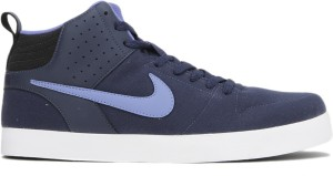 c7a599e16ed Nike LITEFORCE III MID Sneakers Blue Best Price in India