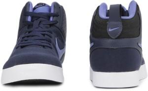 7a348d75ae4 Nike LITEFORCE III MID Sneakers Blue Best Price in India