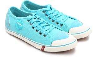 Lee Cooper Canvas Sneakers Green Best