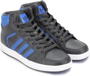 c24bdb53304 Adidas Originals VARIAL MID Sneakers Blue Grey Best Price in India ...