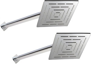 Prestige Pack of 2-Prestige Amaze 6x6 Ultra Slim with 12inch Arm Shower Head