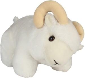 Gifteria Cute White Sheep  - 26 cm