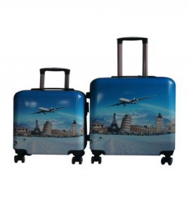 Fortune Flight Check-in Luggage - 120 inch