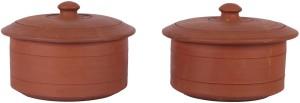 Village Decor Curd Bowl Medium Earthenware Bowl Set