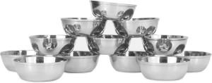 Bhalaria Mukta Wati Stainless Steel Bowl Set