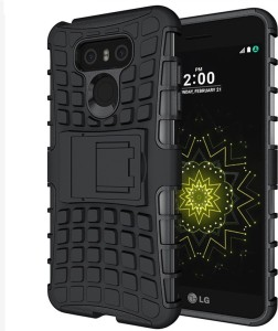 pretty nice 051ea f670b CLOROX Back Cover for LG G6Black