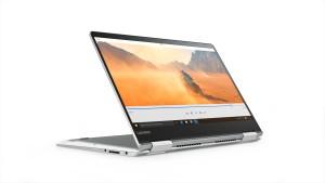 Lenovo Core i7 7th Gen - (8 GB/256 GB SSD/Windows 10 Home/2 GB Graphics) Yoga 710 2 in 1 Laptop