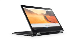 Lenovo Yoga 510 Core i3 6th Gen - (4 GB/1 TB HDD/Windows 10 Home) Yoga 510 2 in 1 Laptop 14 inch, Black, 1.73 kg