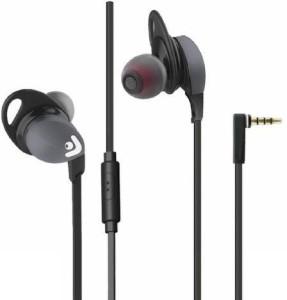 Envent Beatz 302 Grey Wired Headphones