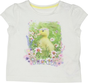 Mothercare Girls Printed Cotton T Shirt Best Price in India ... e13705675