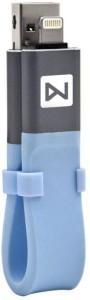 Zakk iDisk For iPhone USB OTG Plus Lighting Charging 64 GB Pen Drive