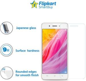 premium selection eca06 2eee6 Flipkart SmartBuy Tempered Glass Guard for VIVO Y55L