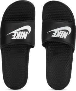ce1ff330607 Nike BENASSI JDI Slippers Best Price in India